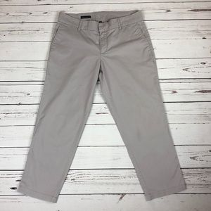 Cut from the Kloth Taylor crop pants